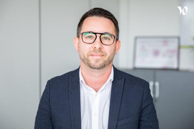 Rencontrez Jean Michel, Directeur Régional - BIOCODEX