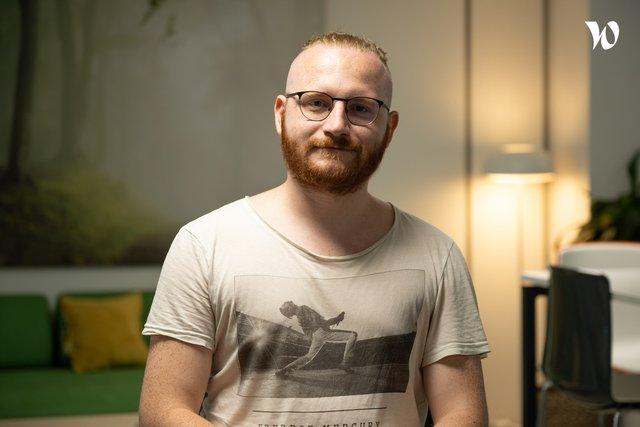 Rencontrez Alexandre Le Guelvouit,  Ingénieur technique interopérabilité - Groupement e-santé Occitanie
