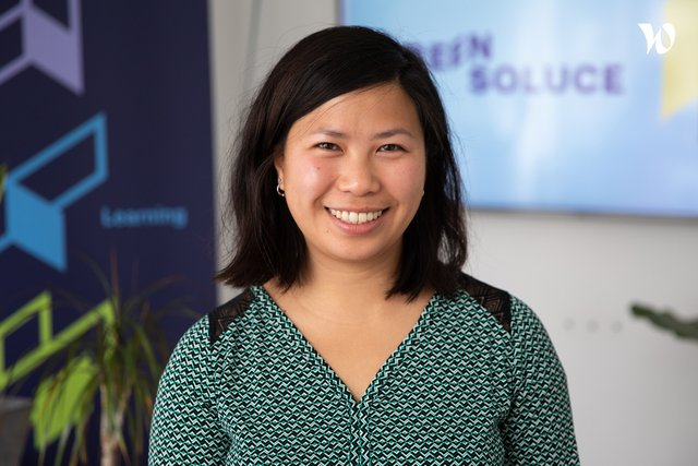 Rencontrez Chloé, Consultante Hub Advisory - Green Soluce