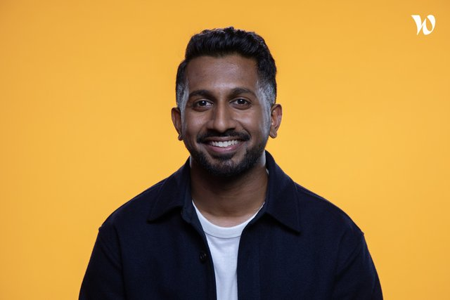 Rencontrez Amarnath, Front-end engineer - Jellysmack