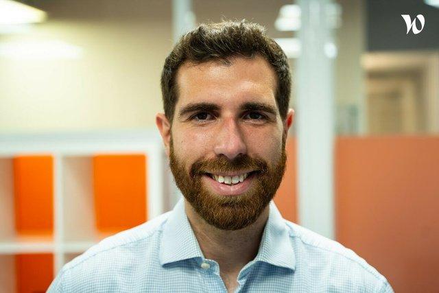 Rencontrez Damien, Co-fondateur - Imop
