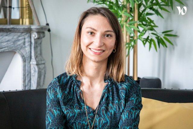 Rencontrez Alexia, Directrice Générale - edufactory