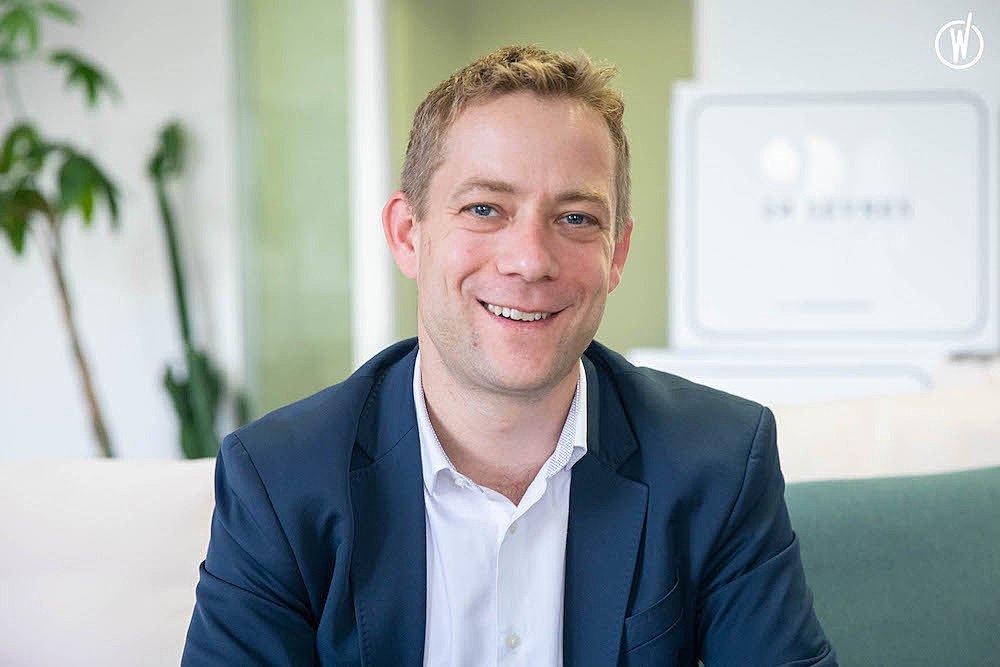 Rencontrez Eric Goguey, CEO - 24S