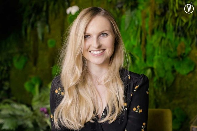 Rencontrez Charline, Fondatrice & CEO - Naïa
