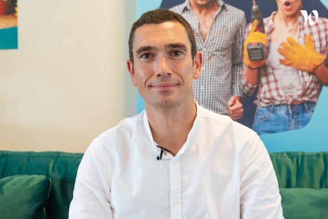 Rencontrez Fabien, Head of Security - ManoMano