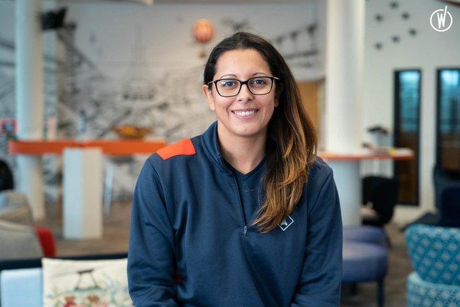 Rencontrez Isa, Agent technique énergie - Groupe ADP
