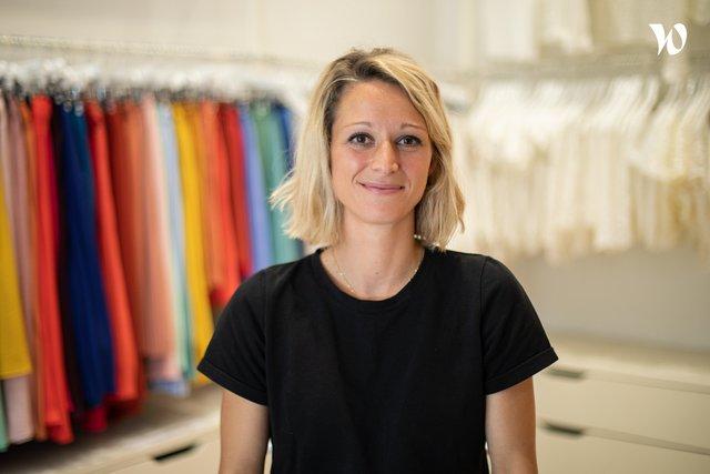 Rencontrez Joséphine, Directrice associées & Les mariées de Prune - Les petites jupes de Prune
