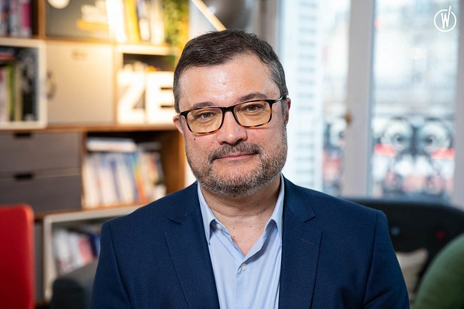 Rencontrez Bruno, CEO - Fondateur - ZEPRESENTERS