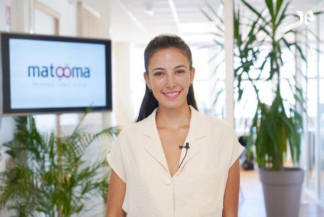 Rencontrez Natalia, Head of Inbound Sales - Matooma