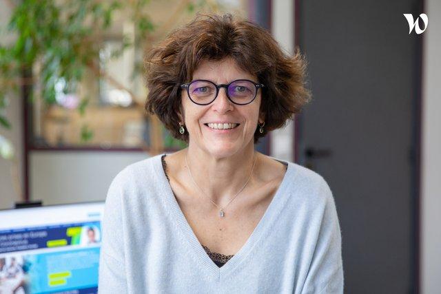 Rencontrez Mathilde, Directrice Générale de la division Tech Data Advanced Solutions - Tech Data