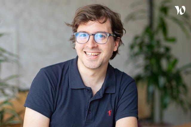 Rencontrez Rami, Data Scientist  - Karismatik