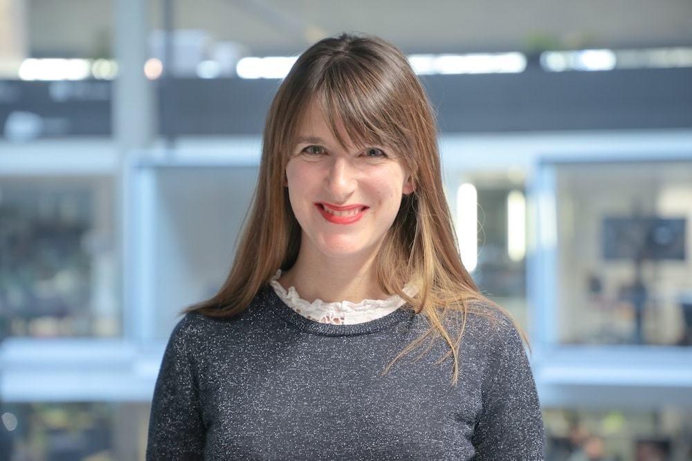 Rencontrez Mathilde, Chief Marketing officer - Dresswing