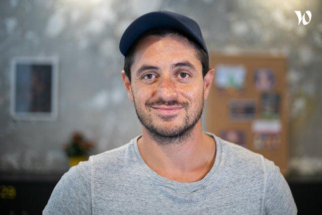 Rencontrez Benjaminn H, Co-fondateur - Eatic