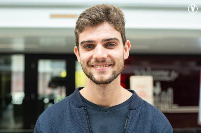 Rencontrez Julien, Data Scientist - Epigene Labs