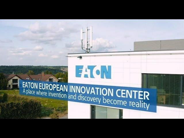 Vítejte v Evropském inovačním centru Eaton v České republice! - Eaton