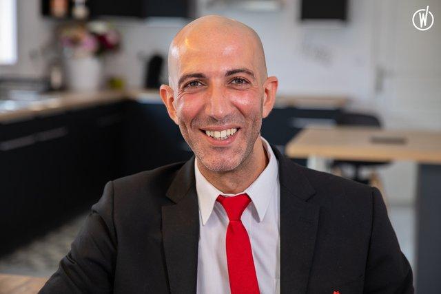 Rencontrez Moussa, Responsable Secteur  - Maisons Pierre