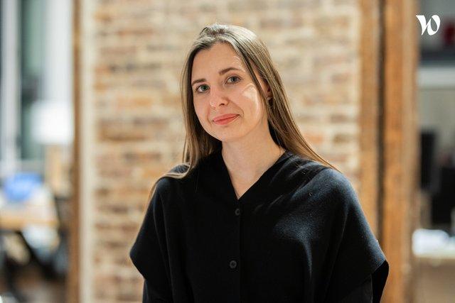 Meet Irina, Motion Designer - Powder