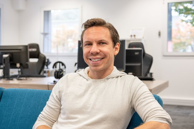 Meet Paul, Senior Technical Manager - Nahimic