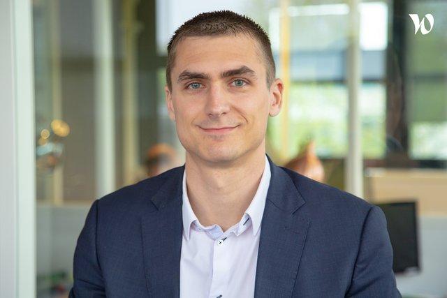 Rencontrez Arnaud, Manager Commercial Informatique - AXANTIS