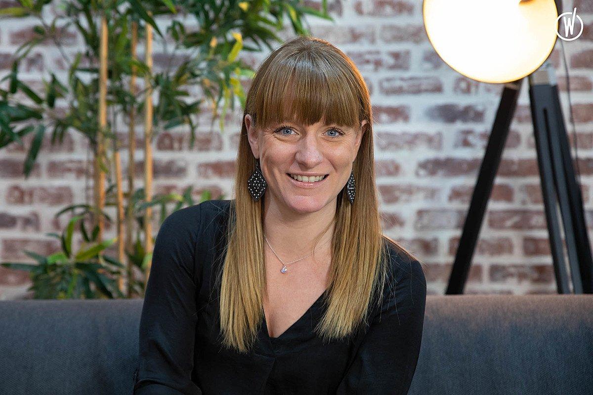 Rencontrez Cécilia Houel, Responsable Réseau Team Break - Team Break