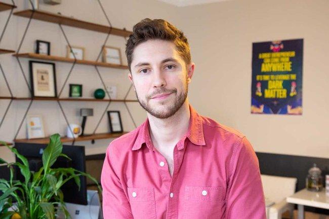 Rencontrez Thibaud, CEO & Co founder - Jubiwee