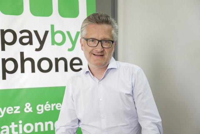 Rencontrez Philippe, Président & Co-Fondateur - PayByPhone
