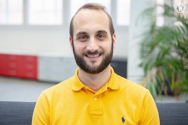 Rencontrez Lambert, CEO - GYROLIFT