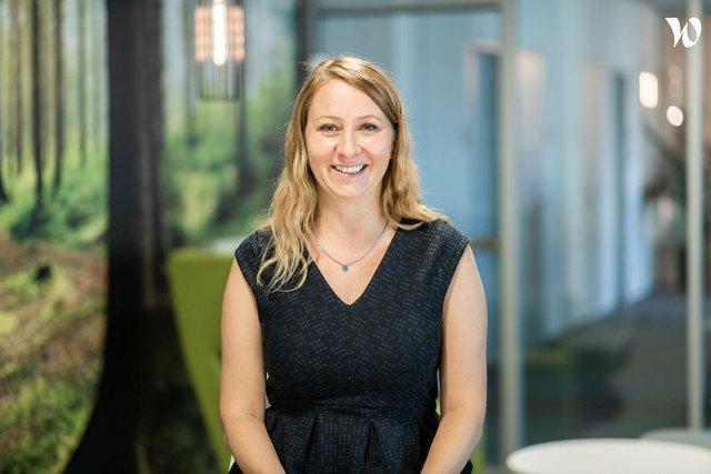Anežka Moravová , Hlavní účetní  - Nordic Telecom
