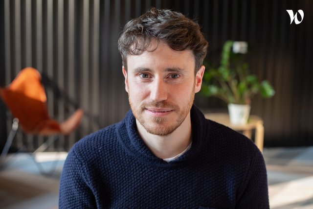 Meet Emmanuel, Directeur général UpTogether - Imagination Machine