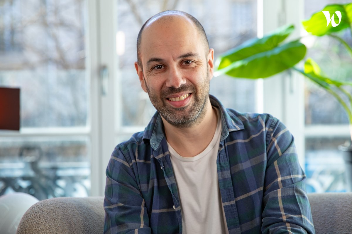 Rencontrez Benoît Terpereau, Chief Product Officer - OCUS