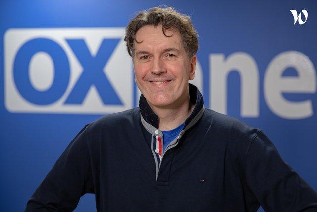 Rencontrez Stéphane, Président - OXiane