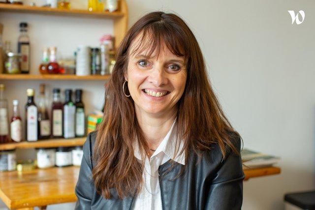 Rencontrez Véronique, Directrice opérationnelle - Culinaries