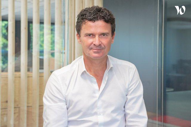 Rencontrez Mathieu, Directeur général - CIS Valley