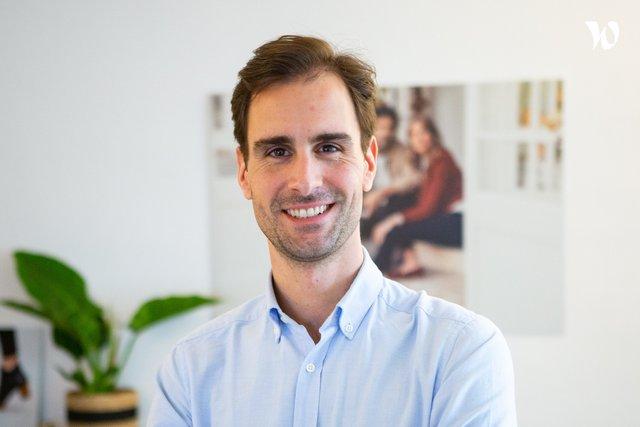 Rencontrez Jérôme, Co-fondateur - Groupe PDBM (Pied de Biche - Maradji)