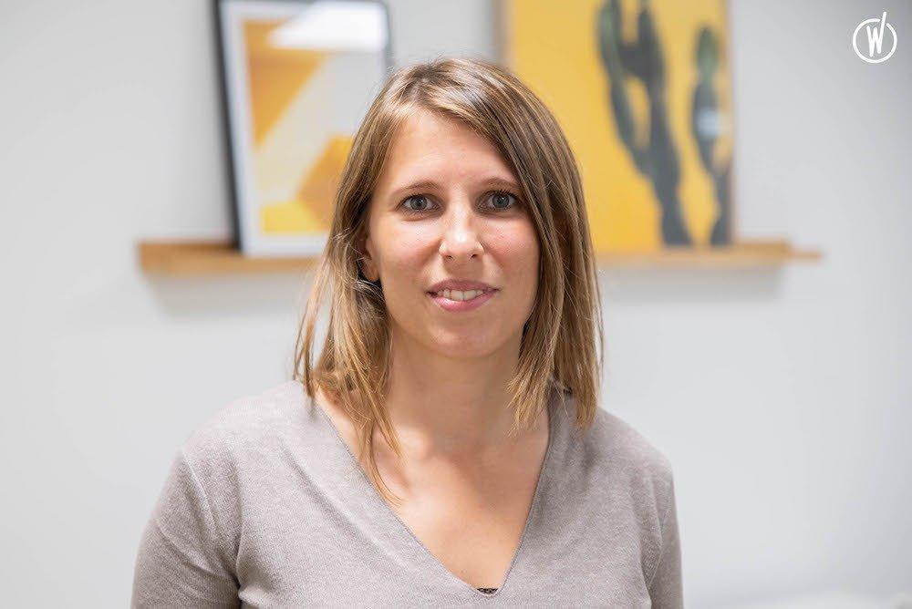 Rencontrez Cécile, Directrice de missions à l'Audit Interne - HSBC