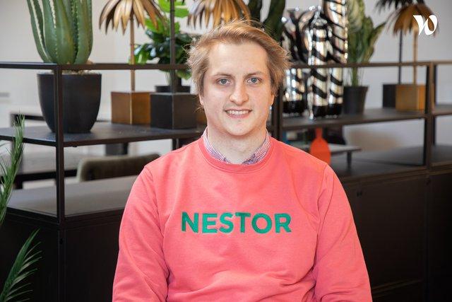 Rencontrez Benoît, COO - Nestor