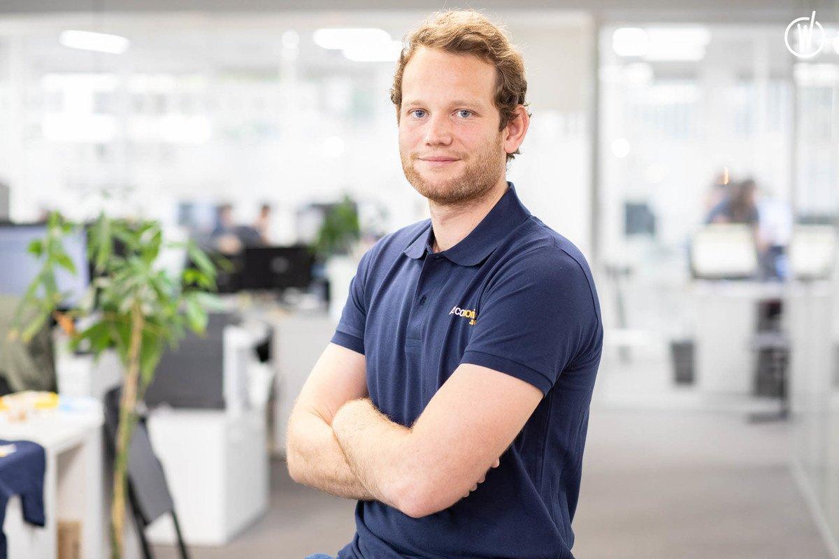 Rencontrez Baptiste, Category Manager  - Agriconomie