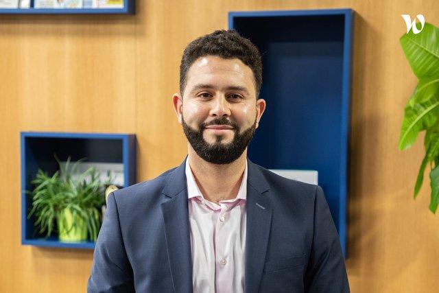 Rencontrez Soufiane, International Sales Reseller Manager - Stilog IST