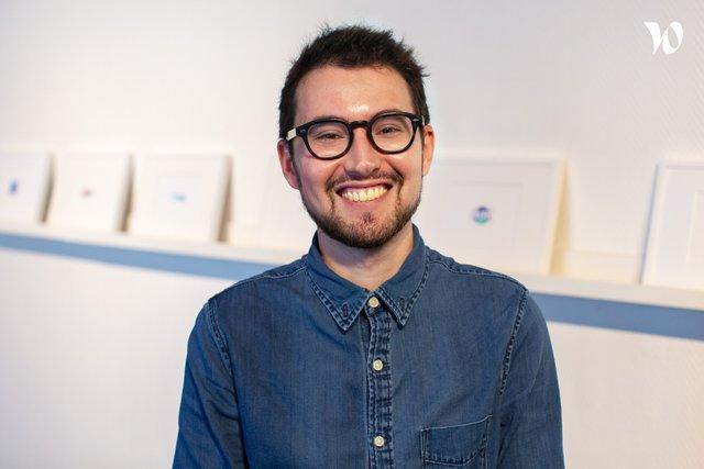 Rencontrez Victor , Consultant RP & influence - FHCOM