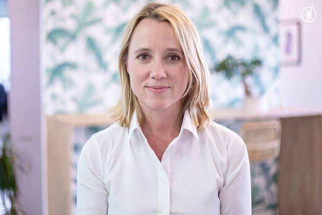 Meet Allison, PhD, Director of R&D Molecular Biology - Stilla Technologies
