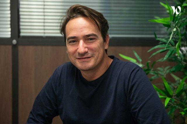 Rencontrez Julien, Président Co fondateur - Funbooker