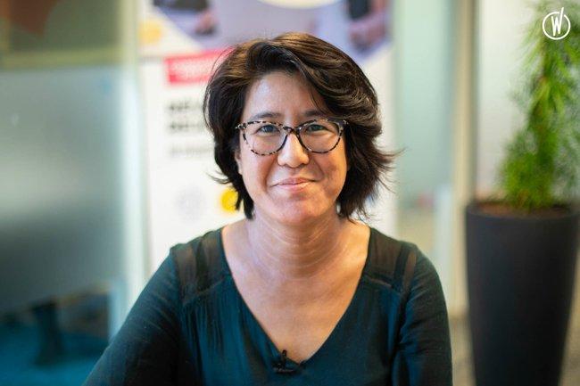 Rencontrez Thuy Trang, Directrice - Julhiet Sterwen