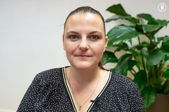 Rencontrez Sonia, Responsable du Centre de Relations Adhérents - MIF