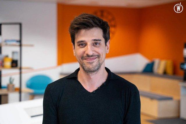 Rencontrez Todor, Ingénieur en sécurité réseaux mobiles - Orange