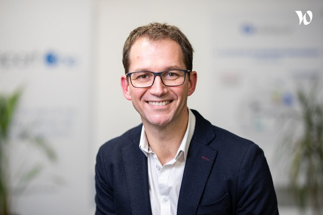 Rencontrez Thibaut, Directeur Général - Report One