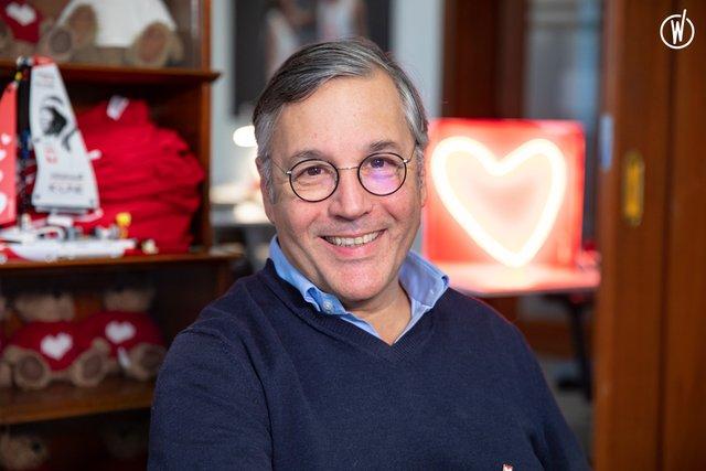 Rencontrez Orso Chétochine, Directeur - Mécénat Chirurgie Cardiaque