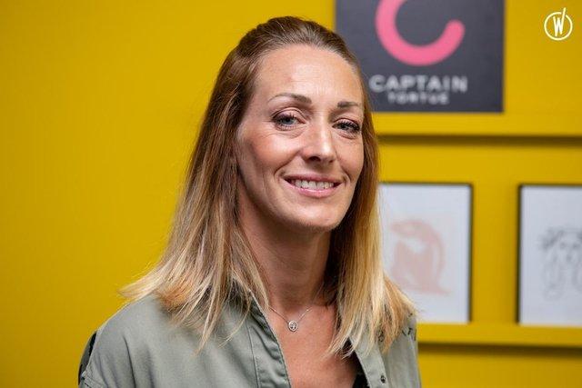 Rencontrez Marika, Conseillère Mode et Leader - Captain Tortue