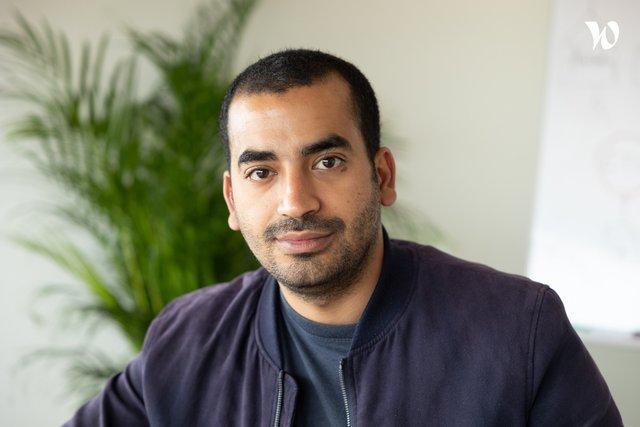 Rencontrez Zakaria, CEO - BSPORT SOLUTION