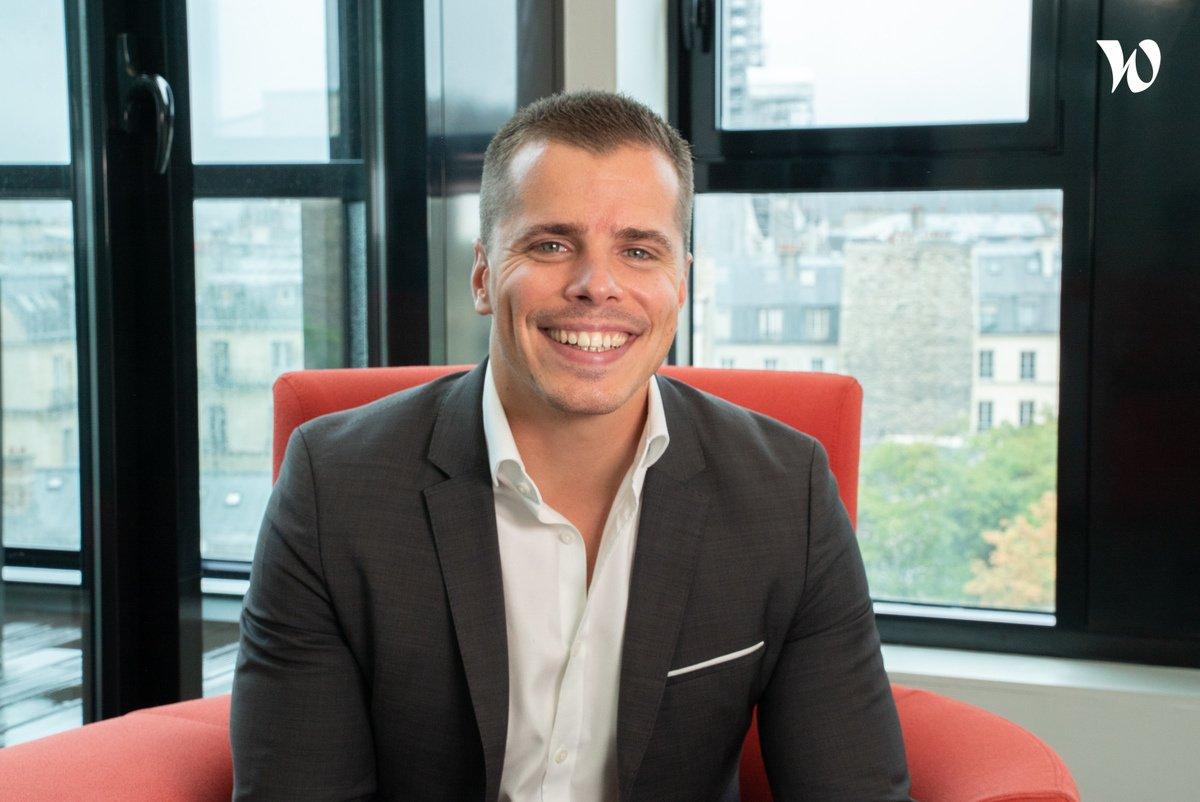 Rencontrez Thibault, Managing Director - HIGHCO