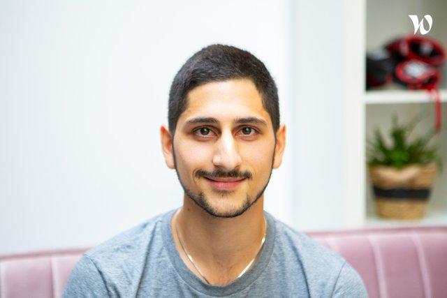 Rencontrez Syamak Azadeh, Responsable études & conception - Masteos